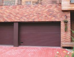 Sekční vrata garážová Havlíčkův Brod