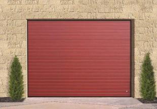 Vrata červená